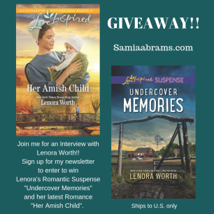lenora giveaway